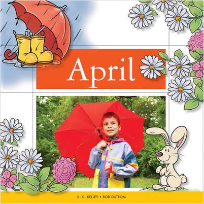 Cover: April