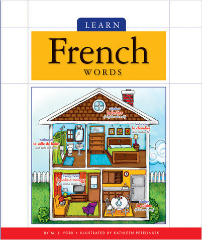 Cover: Learn French Words
