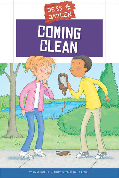 Cover: Coming Clean