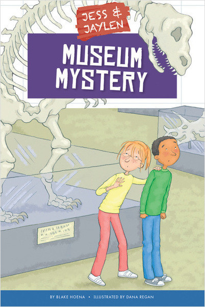 Cover: Museum Mystery