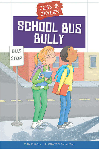 Cover: School Bus Bully