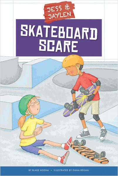 Cover: Skateboard Scare