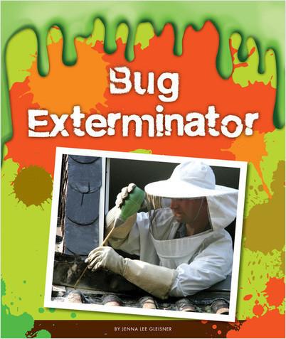 Cover: Bug Exterminator