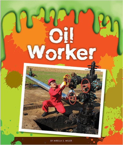 Cover: Oil Worker