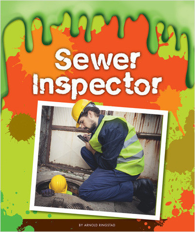 Cover: Sewer Inspector