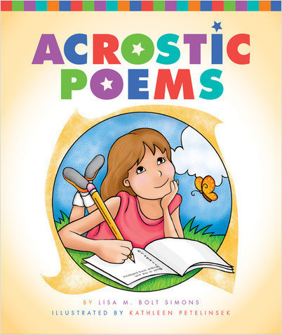 Cover: Acrostic Poems