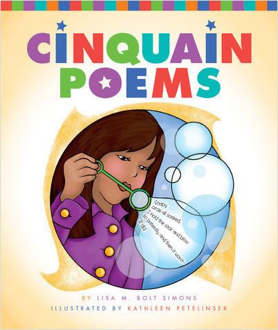 Cover: Cinquain Poems