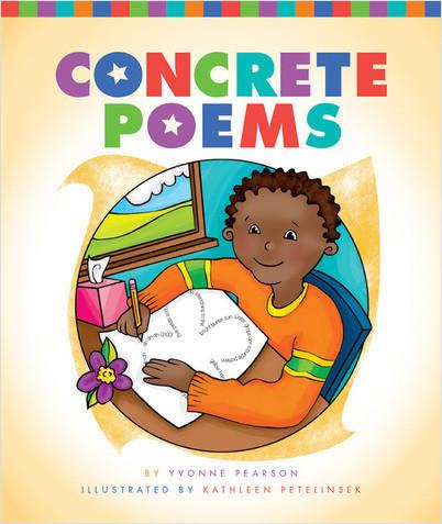 Cover: Concrete Poems