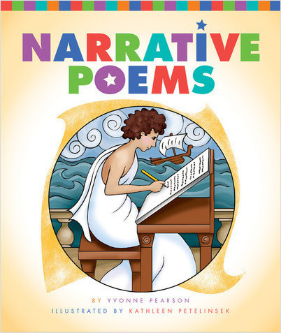 Cover: Narrative Poems