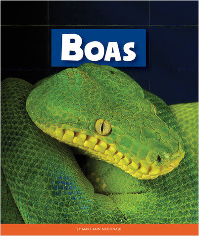 Cover: Boas