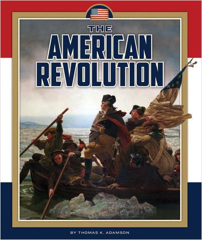 Cover: The American Revolution
