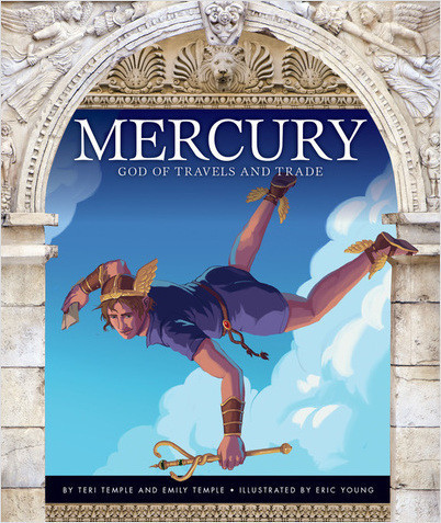Cover: Mercury: God of Travels and Trade