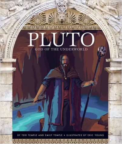 Cover: Pluto: God of the Underworld