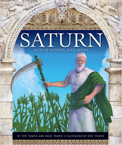 Cover: Saturn: God of Sowing and Seeds