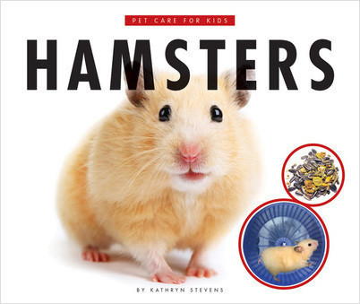 Cover: Hamsters