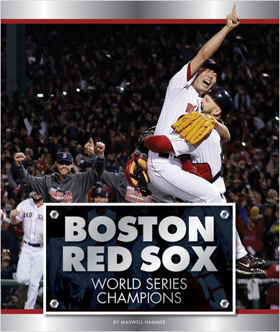 Cover: Boston Red Sox: World Series Champions