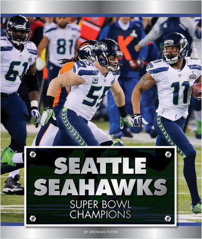 Cover: Seattle Seahawks: Super Bowl Champions
