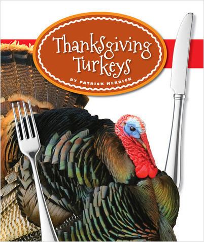 Cover: Thanksgiving Turkeys