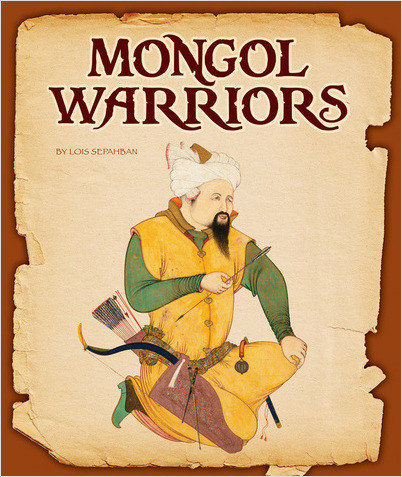 Cover: Mongol Warriors
