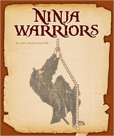 Cover: Ninja Warriors