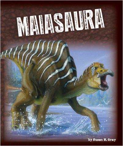 Cover: Maiasaura