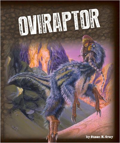 Cover: Oviraptor