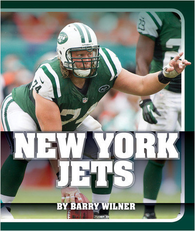 Cover: New York Jets