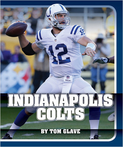 Cover: Indianapolis Colts