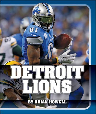 Cover: Detroit Lions