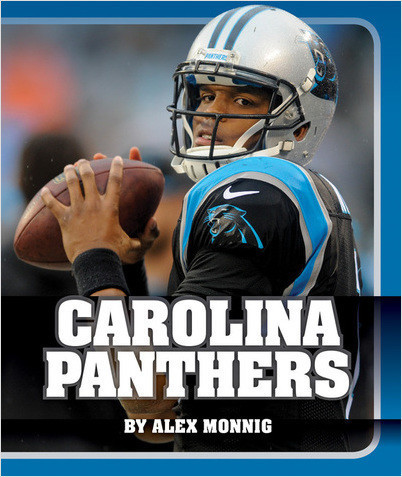 Cover: Carolina Panthers