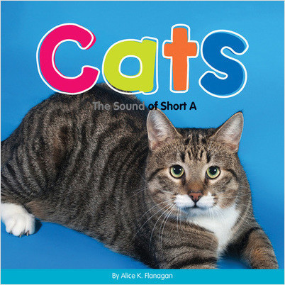 Cover: Cats: The Sound of Short A