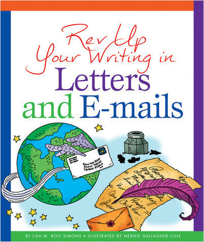 Cover: Rev Up Your Writing in Letters and E-mails
