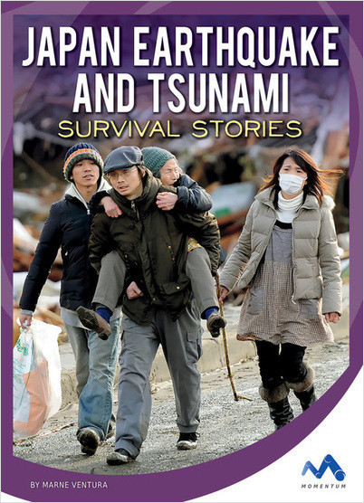 Cover: Japan Earthquake and Tsunami Survival Stories