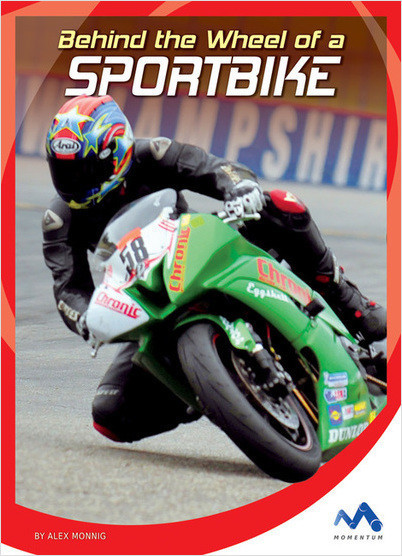 Cover: Behind the Wheel of a Sportbike