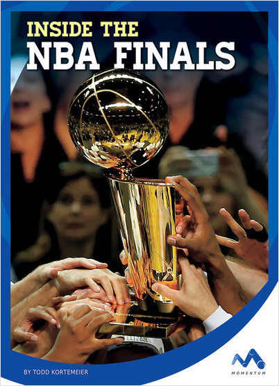 Cover: Inside the NBA Finals