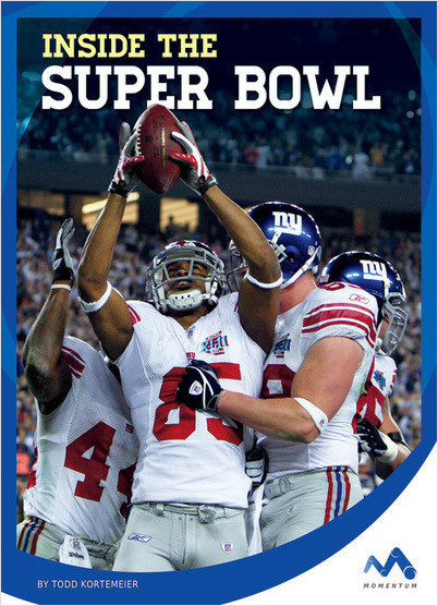 Cover: Inside the Super Bowl