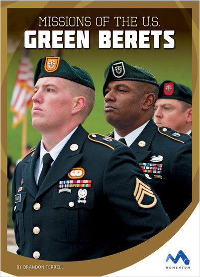 Cover: Missions of the U.S. Green Berets