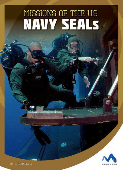Cover: Missions of the U.S. Navy SEALs