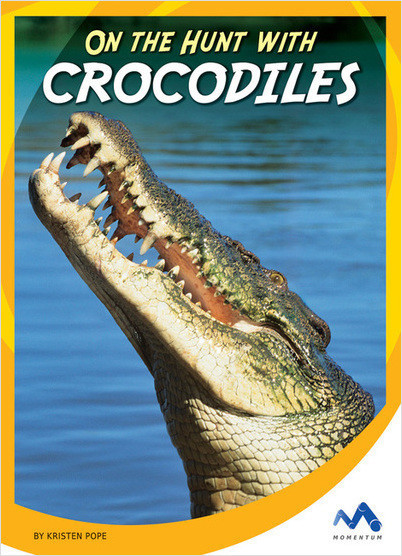 Cover: On the Hunt with Crocodiles