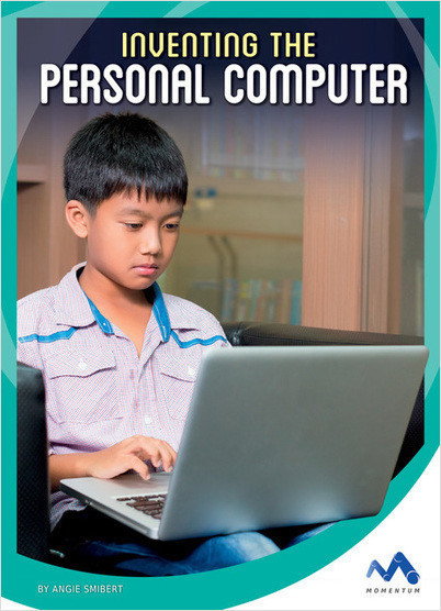 Cover: Inventing the Personal Computer