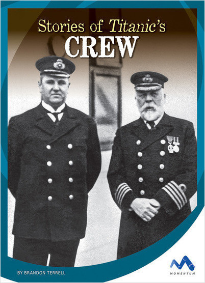 Cover: Stories of Titanic's Crew