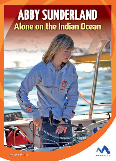 Cover: Abby Sunderland: Alone on the Indian Ocean