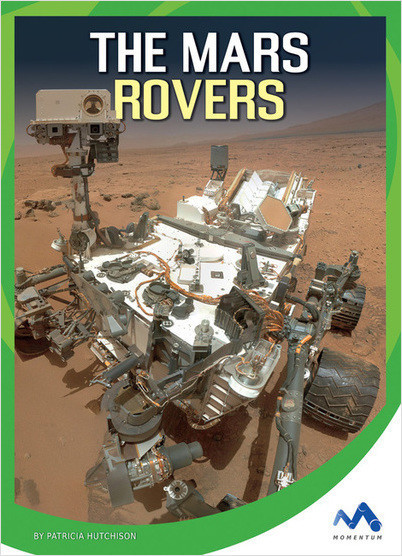 Cover: The Mars Rovers