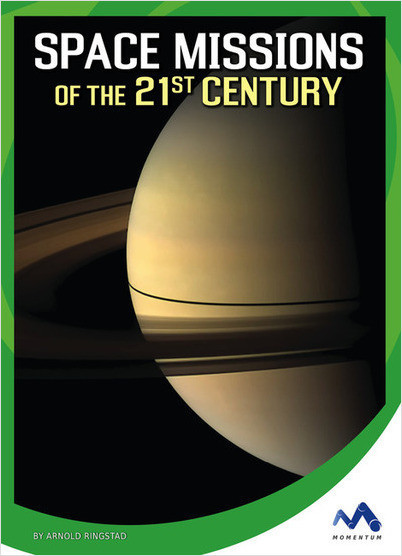 Cover: Space Missions of the 21st Century
