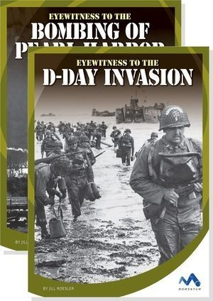 Cover: Eyewitness to World War II
