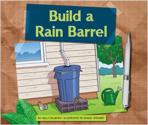 Cover: Build a Rain Barrel