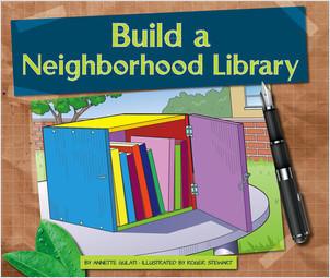 Cover: Build a Neighborhood Library