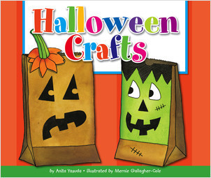 Cover: Halloween Crafts