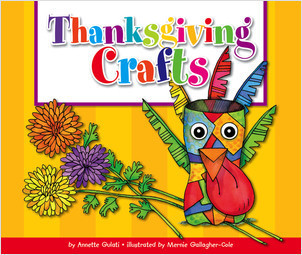 Cover: Thanksgiving Crafts