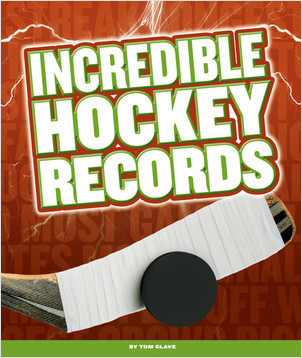 Cover: Incredible Hockey Records